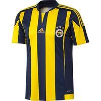Fenerbahce Home Shirt 2015/16 Yellow