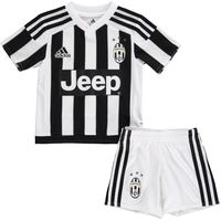 Juventus Home Mini Kit 2015/16 White
