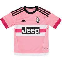 Juventus Away Shirt 2015/16 Kids Pink