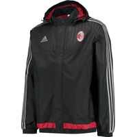 AC Milan All Weather Jacket Black