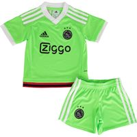 Ajax Away Mini Kit 2015/16 Green
