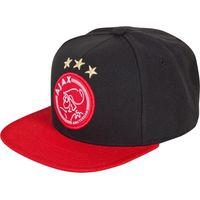 Ajax 3 Stripe Cap Black