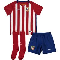 Atletico Madrid Home Kit 2015/16 Little Boys Red
