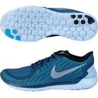 Nike Free 5.0 Flash Trainers Blue