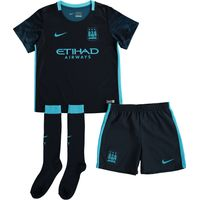 Manchester City Away Kit 2015/16 - Little Kids