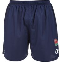 England Rugby Run Short Navy