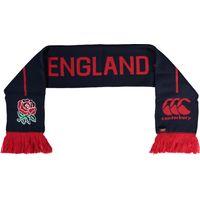 England Rugby Acrylic Scarf Navy