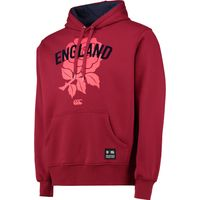 England Rugby Rose Oth Hoody
