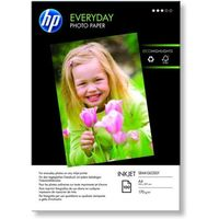 HP A4 Everyday Glossy Photo Paper 100 Sheets