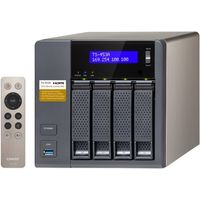 QNAP TS-453A-4G 40TB (4 x 10TB SGT-IW) 4 Bay Desktop NAS with 4GB RAM