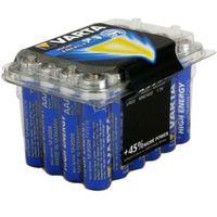 Varta High Energy AAA Alkaline Battery  Pack of 24