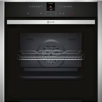 Neff B17CR32N1B Stainless Steel Electric Single Oven