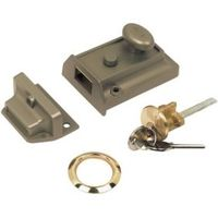 Yale 60mm Bronze Night Latch