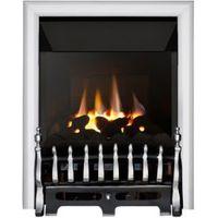 Focal Point Blenheim High Efficiency Black Manual Control Inset Gas Fire