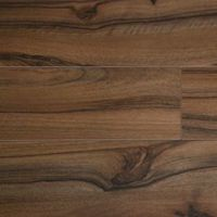 Scherzo Dark Walnut Effect Laminate Flooring Sample