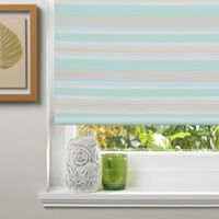 Colours Anzia Corded Chlorophyll Blackout Roller Blind (L)160cm (W)90cm