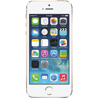 Apple iPhone 5s (16GB Gold Refurbished) at £25.00 on goodybag Always On with UNLIMITED mins; UNLIMITED texts; UNLIMITEDMB of 4G