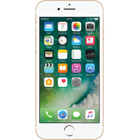 Apple iPhone 7 (128GB Gold Refurbished) at £25.00 on goodybag 6GB with 2000 mins; UNLIMITED texts; 6000MB of 4G data. £105.12 a