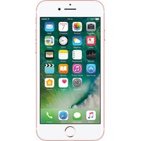 Apple iPhone 7 (128GB Rose Gold Refurbished) at £50.00 on goodybag 5GB with 1000 mins; UNLIMITED texts; 5000MB of 4G data. £39.7