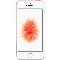 Apple iPhone SE (128GB Rose Gold) at £50.00 on goodybag Always On with UNLIMITED mins; UNLIMITED texts; UNLIMITEDMB of 4G data.
