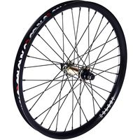 Colony Pinnacle Front BMX Wheel - Rainbow