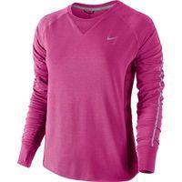 Nike Ladies Dri-FIT Sprint Crew Top SS15