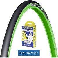 Michelin Pro4 SERVICE COURSE V2 Green + Tube