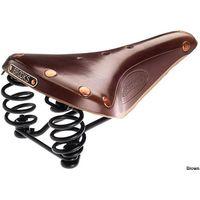 Brooks England Flyer Special Steel Saddle