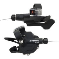 SRAM X4 8 Speed Trigger Shifter Set