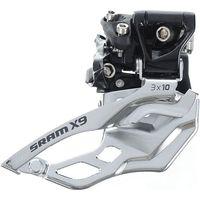 SRAM X9 3x10 High Clamp Front Mech