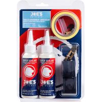 No Flats Joes XC Tubeless Conversion Kit