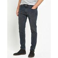 Levi's 512 Slim Taper Fit Jeans, Five Striped Sparrow, Size 34, Length Regular, Men