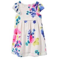 Joules Woven Floral Dress, Floral, Size 7 Years, Women