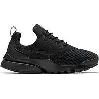 Nike Presto Fly, Black, Size 6, Women