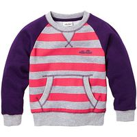 Ellesse Crew Neck Sweatshirt (2-7 yrs)