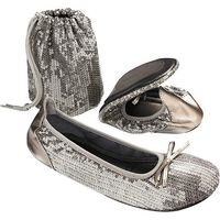 Sole Diva Sequin After Party Shoe EEE