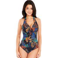 Fern Multi Underwired Halter Swimsuit