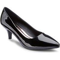 Heavenly Soles Basic Court Shoes D Fit