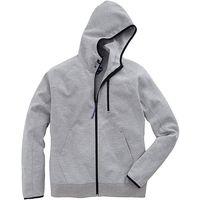 Snowdonia Hooded Active Zip Top