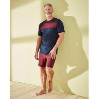 Capsule Short Sleeve Pyjama Shorts Set