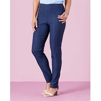 Pull On Stretch Trouser Short