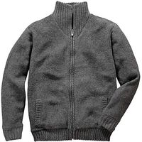 Southbay Mock Fur Lined Cardigan