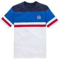 Admiral Engineered Stripe T-Shirt Long