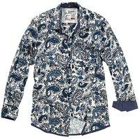 Joe Browns Paisley Shirt Regular