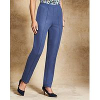 Slimma Plain Trousers Length 27in