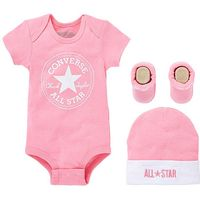 Converse Baby Bodysuit Box Set
