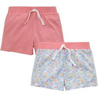 KD MINI Girls Pack of Two Shorts