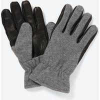 Bench Grey Mens Gloves Size M/l
