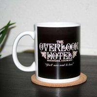 Overlook Hotel Mug - Inspired by The Shining