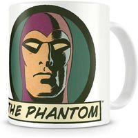 The Phantom Face Mug